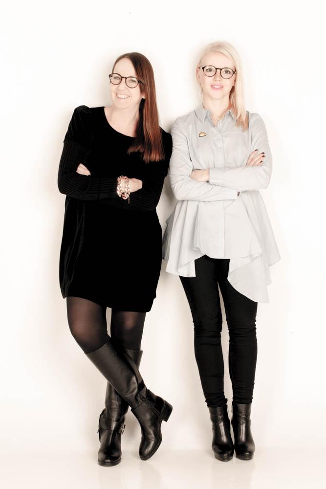 CozyGirls Ulla-Maija & Heli